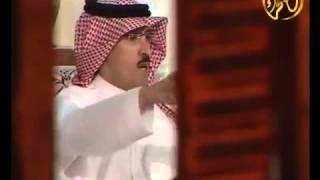 قصيدة الشاعر خلف المشعان ، هزني شوق المعاني
