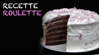 getlinkyoutube.com-Layer cake chocolat avec Hervé cuisine ! (Gâteau à 6 étages)