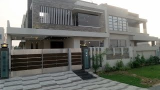 10 MARLA OUTCLASS BUNGALOW WITH BASEMENT & SERVANT QUARTER FOR SALE IN DHA PHASE 6 LAHORE
