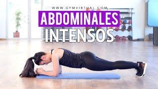 getlinkyoutube.com-5 MINUTOS DE ABDOMINALES INTENSOS