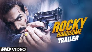 getlinkyoutube.com-ROCKY HANDSOME Theatrical Trailer | John Abraham, Shruti Haasan | T-Series