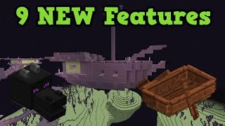 getlinkyoutube.com-minecraft Xbox 360 / PS3 1.9 / TU40 - 9 NEW Features Coming