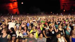 getlinkyoutube.com-Skrillex - Live @ Red Rocks Amphitheatre 2014