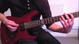 Dig a Pony- St. Vincent guitar lesson part 1