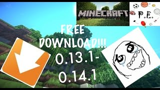 getlinkyoutube.com-Minecraft PE free download 0.13.1-0.14.0 Android all version [3]