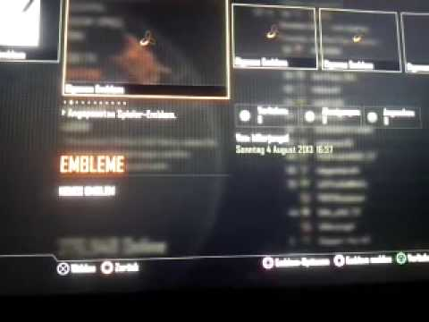 Black ops 2 EBLEM glitch german