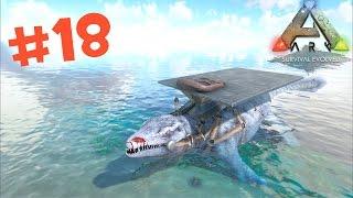 getlinkyoutube.com-ARK Survival Evolved # 18 จับ Mosasaurus โอ้โหตัวใหญ่จัง