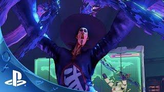 getlinkyoutube.com-PlayStation Experience 2015: Street Fighter V - F.A.N.G Trailer   PS4