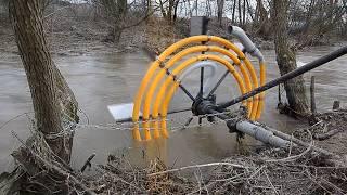 getlinkyoutube.com-Water wheel pump