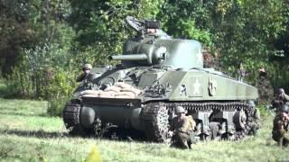 getlinkyoutube.com-Largest WW2 Battle - Rockford 2013