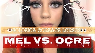 getlinkyoutube.com-SOLOTICA MEL VS OCRE COMPARISON 2015