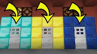 getlinkyoutube.com-Minecraft: WHICH DOOR TO ESCAPE?!? - Parcels - Custom Map [1]