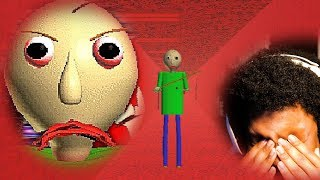THIS GAME HAS BROKEN ME | Baldi's Basics (Part 3)