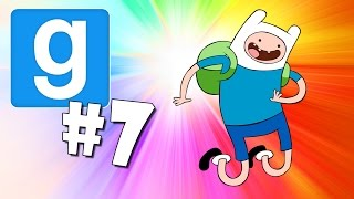 getlinkyoutube.com-Garry's Mod Смешные моменты #7 - Динозавры, Клоны Луи, Мастер Йода (Gmod)