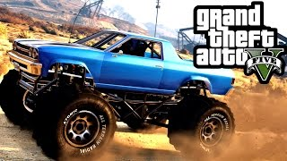 getlinkyoutube.com-GTA 5 - NEW Railgun, Hatchet, Stock Car Racing, Monster Truck & More! (GTA V Next Gen Info)