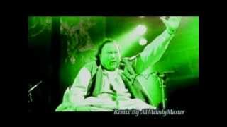 getlinkyoutube.com-Hanju Akhian Remix-Nusrat Fateh Ali khan Feat.A1MelodyMaster