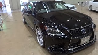 getlinkyoutube.com-LEXUS LS600hL HYBRID Custom car   レクサスLS600hL ハイブリッド カスタムカー