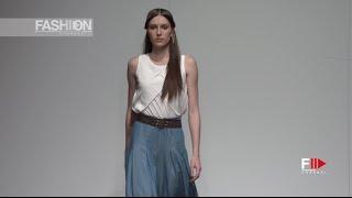 getlinkyoutube.com-NON EUROPEAN Fall Winter 2017 2018 SAFW by Fashion Channel