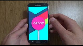 getlinkyoutube.com-Samsung Galaxy Note 2 Android 5.1 Lollipop - Review!