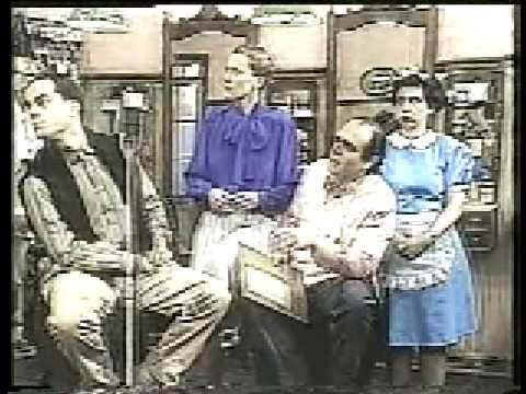 Nouvelle Cuisine no Cadeira de Barbeiro - 1988
