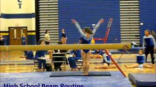 getlinkyoutube.com-Trojan Gymnastics
