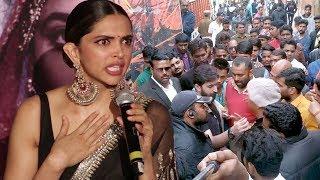Deepika Padukone's ANGRY & STRONG Reaction On Sanjay Leela Bhansali's Padmavati controversy