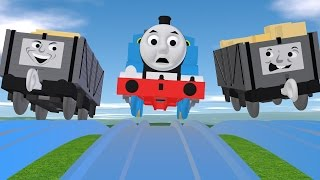 getlinkyoutube.com-TOMICA Thomas & Friends Short 44: Truck or Treat (Draft Animation - Behind the Scenes)