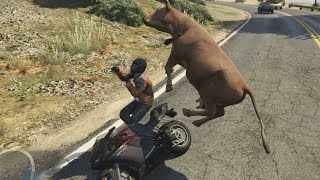 Grand Theft Auto V: Spirit Animals - Part 3