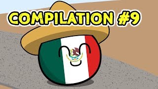 Countryballs Compilation - #9