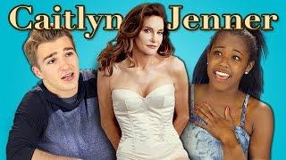 getlinkyoutube.com-TEENS REACT TO CAITLYN JENNER