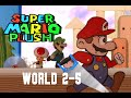 Super Mario Plush World 2-5