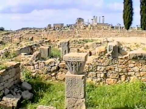 VOLUBILIS (Prov. Mekns - MAROC) - 2002 -  -  