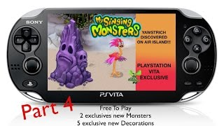 getlinkyoutube.com-PS VITA My Singing Monsters Part 4 YAWSTRICH!!!