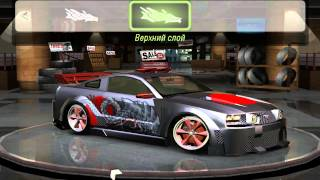 getlinkyoutube.com-Need For Speed Underground 2 - Ford Mustang GT