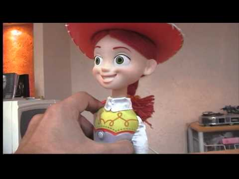 REVIEW DE JESSIE LA VAQUERITA QUE CANTA DE TOY STORY COLLECTION EN ESPAÑOL