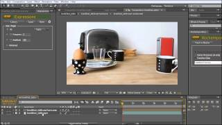 After Effects Tutorial: Motion Tracking / Physics Simulations / Casting Shadows Part 1/3
