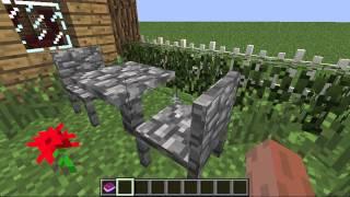 getlinkyoutube.com-Minecraft Furniture Mod v1.5.2