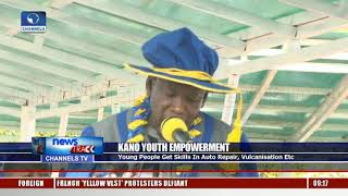 Kano Govt Trains Over 1,000 Youths In Automobile Repairs