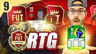 BIGGEST FUT CHAMPIONS DECISION EVER! - ROAD TO FUT CHAMPIONS! #09 FIFA 17 Road To Glory