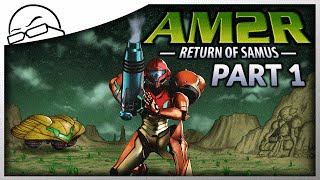 getlinkyoutube.com-AM2R: Another Metroid 2 Remake - Stream Part 1/3 [Let's Play | Walkthrough | Gameplay]