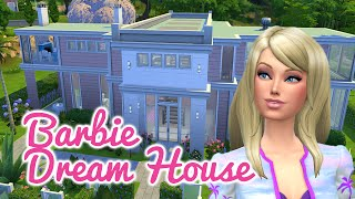 getlinkyoutube.com-The Sims 4 Speed Build — Barbie Dream House
