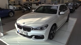 getlinkyoutube.com-BMW 7 Series M 2017 In Depth Review Interior Exterior