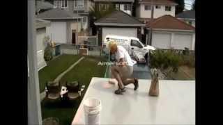 getlinkyoutube.com-Waterproof deck coating - How to use a waterproof deck coating