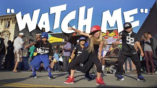 getlinkyoutube.com-Silento - Watch Me (Whip/Nae Nae) | YAK x TURFinc Dem Bague Boyz & Phoenix Lil'Mini #WatchMeDanceOn