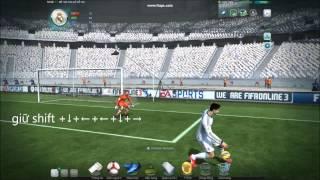 getlinkyoutube.com-FIFA ONLINE 3  SKILLS TUTORIAL