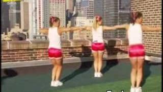 getlinkyoutube.com-Cheerleading Dance Moves