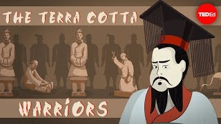 The incredible history of China's terracotta warriors - Megan Campisi and Pen-Pen Chen width=