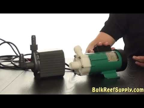 Submersible or external aquarium pump, which is better?  Ease of use versus heat issues.