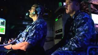 米海軍が見せつける驚異のレーザー兵器
