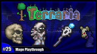 getlinkyoutube.com-Let's Play Terraria 1.2.4 || Mage Class Playthrough || The Magical Weapon Hunt! [Episode 25]